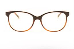kunstoff brille luxor optik