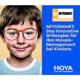 Luxor Optik Solothurn Myopiekontrolle MiYOSMART